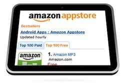amazon appstore tablet