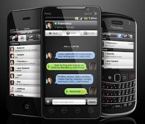 Chatapplicatie LiveProfile opeens populair in Nederland, concurrentie voor WhatsApp?