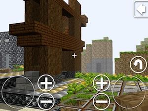 Eerste videopreview van Minecraft voor Android op de Xperia PLAY
