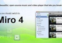 Miro 4 mediaspeler synchroniseert media tussen je desktop en Android-telefoon