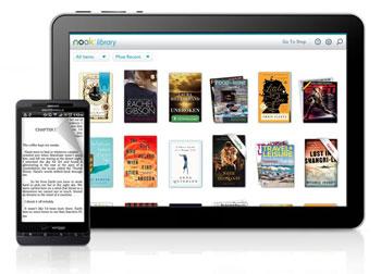 NOOK voor Android geoptimaliseerd voor tablets, nu met 140 kranten en tijdschriften