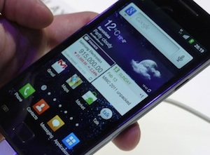 Samsung Galaxy S II al 3 miljoen keer verkocht in pre-order