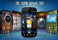 SPB Shell 3D krijgt update met ondersteuning voor live-wallpapers