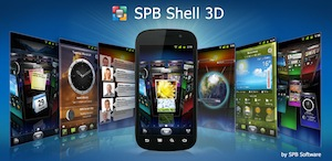 spb_shell 3D_Android