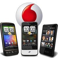 HTC-telefoons op Vodafone-netwerk herstarten vanzelf