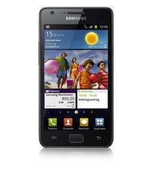 Galaxy S II heeft last van gele waas op het scherm