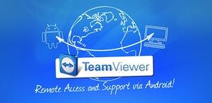 Teamviewer voor Android: computer op afstand bedienen