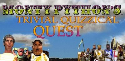 Voor de fans van Britse humor: Monty Python's Quizzical Quest voor Android