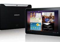 Samsung Galaxy Tab 10.1 Android-tablet heeft standaard geen TouchWiz aan boord