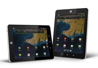 SmartQ 10: goedkoop Android-tablet met bijzonder touchscreen