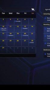 Wizz Widget Beta_Calendar_Agenda_Android
