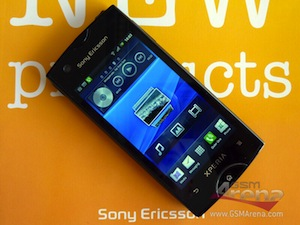 Xperia Arc Mini_Android