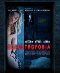 claustrofobia poster