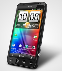 HTC introduceert de HTC EVO 3D in Nederland