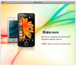 Samsung brengt update Kies voor Mac uit, met ondersteuning Galaxy Tab 10.1