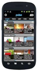 Pulse News voor Android kan artikelen bewaren om later te lezen