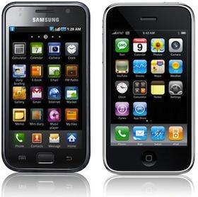 Mogelijke schikking tussen Apple en Samsung?