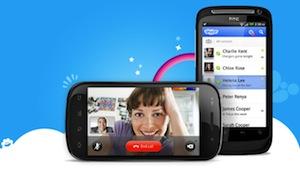 Skype 2.0 maakt videobellen vanaf je Android-telefoon mogelijk