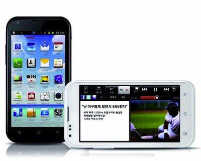 TAKE Janus KM-S200 is de eerste 1,5GHz dual-core Android-telefoon