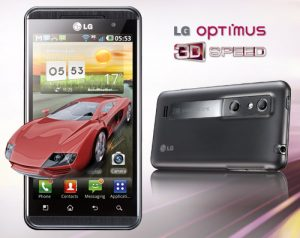 LG Optimus Speed 3D