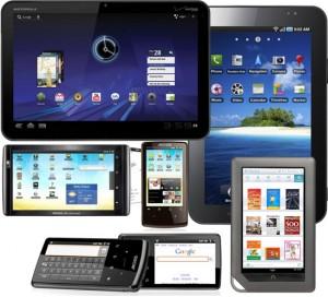 Gruber: '1.2 miljoen actieve Android-tabletgebruikers'