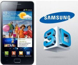 `Samsung bezig met Galaxy 3D-telefoon`
