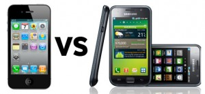 'Samsung streeft Apple en Nokia voorbij als grootste smartphonefabrikant'