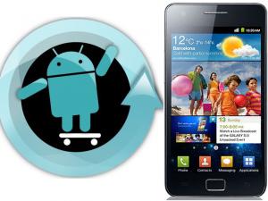 Eerste CyanogenMod beschikbaar voor Samsung Galaxy S2