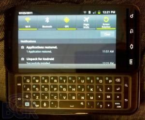 'Samsung Galaxy S II voor AT&T'