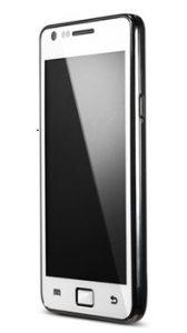 Witte Samsung Galaxy S II  te bestellen in Engeland