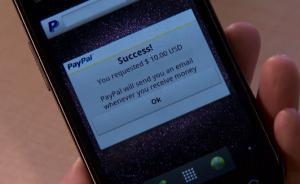 PayPal laat eigen NFC-betaaldienst voor Android zien