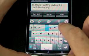 TouchPal zet de aanval in op Swype