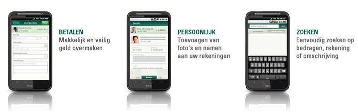 ABN AMRO Mobiel Betalen voor Android