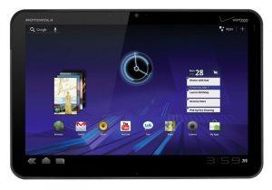 'Android 3.2 al over een paar dagen beschikbaar op de Motorola Xoom'