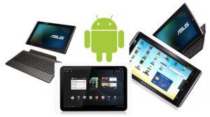 34 procent van de verkochte tablets wereldwijd draait op Android