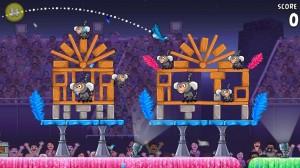 15 nieuwe levels voor Angry Birds Rio met Carnival Upheaval update