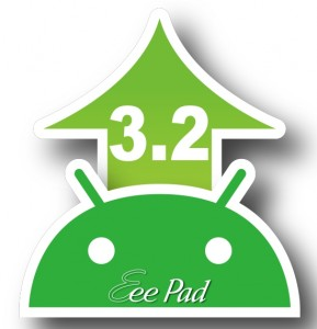ASUS Eee Pad Transformer krijgt Android 3.2 update vanaf 28 juli