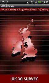 BBC UK 3G Survey Android-app