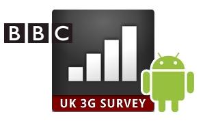 BBC zet Android-gebruikers in voor 3G-onderzoek