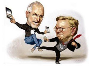 Google steunt HTC in Apple-rechtszaak
