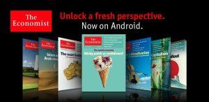 The Economist nu eindelijk beschikbaar voor Android