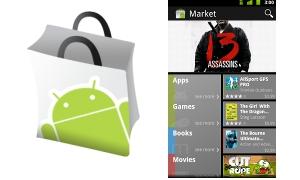 Google vernieuwt Android Market