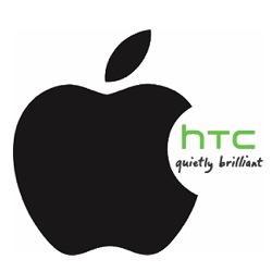 Apple wil verkoop HTC-telefoons blokkeren