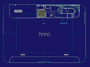 HTC Puccini 10 inch tablet wordt gekeurd door de FCC