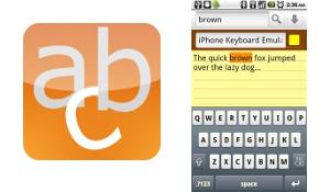 Gebruik het iPhone-toetsenbord op je Android-telefoon