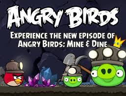 Angry Birds: Mine & Dine