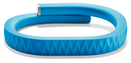 jawbone up blauw