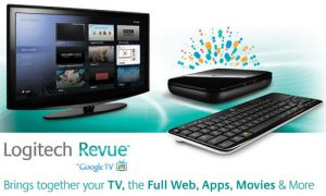 Logitech verlaagt prijzen Google TV
