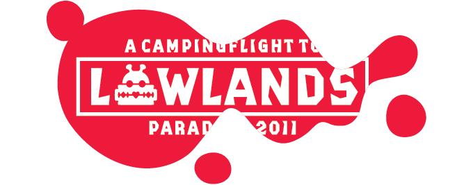 Lowlands 2011 Android-app: altijd programma en plattegrond bij de hand