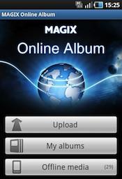 magix online album